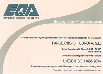 ISO 13485 – Translation Standards for the Medical-Healthcare Sector. Pangeanic