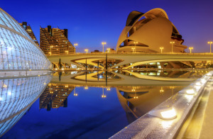 City of Arts and Science - Valencia (Spain)