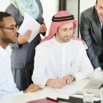 Translate English into Arabic for meetings