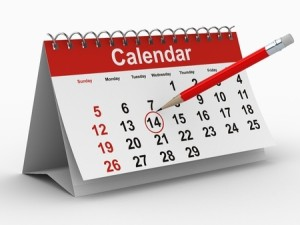 different calendar date conventions