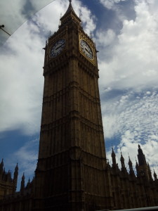 Big Ben no longer part of the EU