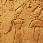Ancient Egyptian is one of the most ancient languages in the world